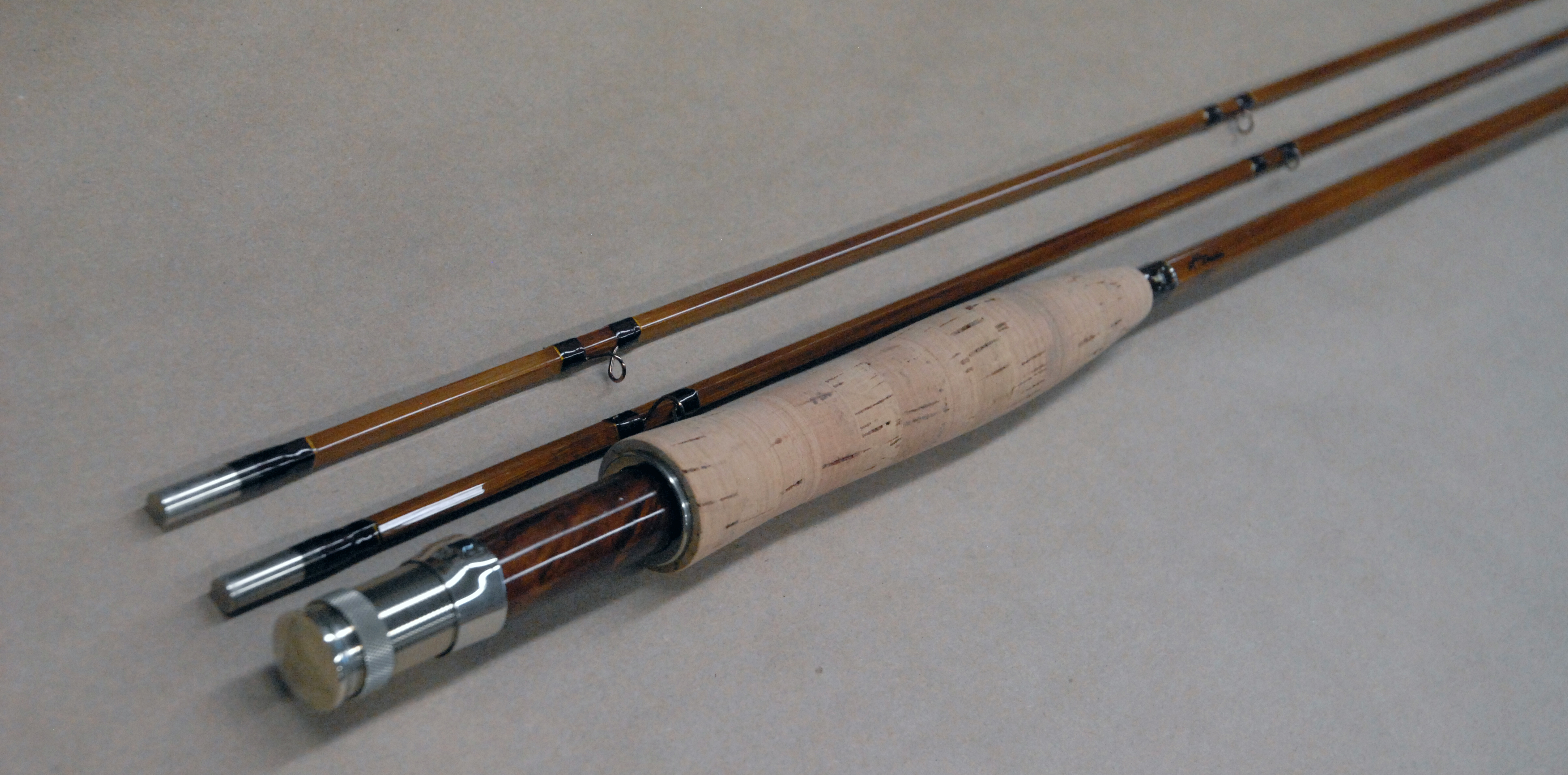 High sierra rod company home page for Bamboo fly fishing rod